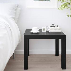 $8.99Ikea 黑色白色爆款小方桌,茶几