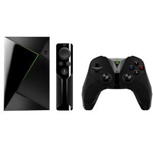 $246 (原价$308)NVIDIA Shield TV 4K流媒体播放器 + 遥控器+游戏手柄