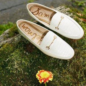 3折起+额外8.5折 短靴$57Sam edelman 气质女鞋热卖 收佟丽娅同款乐福鞋