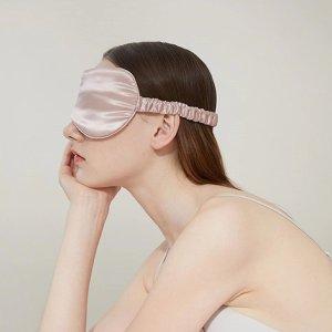 THXSILK4色可选新品 玻尿酸蚕丝保湿眼罩