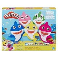 Play-Doh Baby Shark 彩泥玩具套装