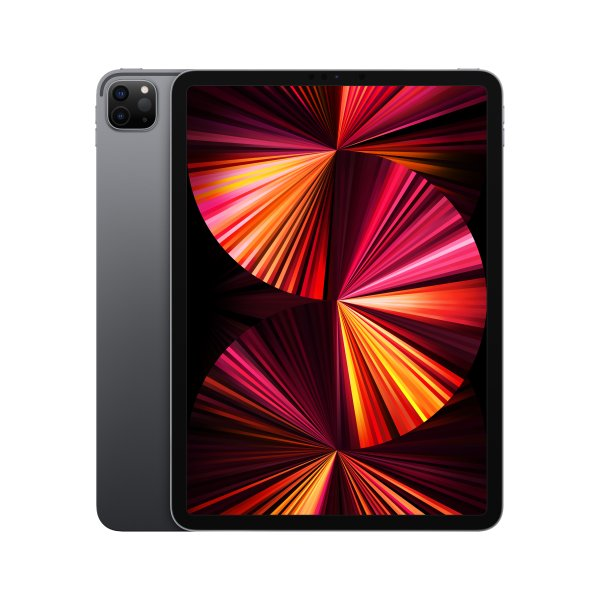 "iPad Pro 11"" M1芯片 Wi-Fi版 128GB 深空灰"