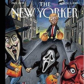 《The New Yorker》 Print Magazine 12 issues/3 months