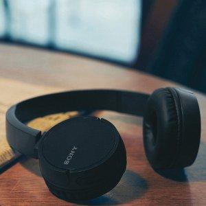 8.5折 Sony、Bose、JBL等大牌促销Myer 听觉盛宴专场 高颜值耳机音响设备热卖