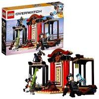 Lego Overwatch 守望先锋系列 Hanzo对战 Genji 75971