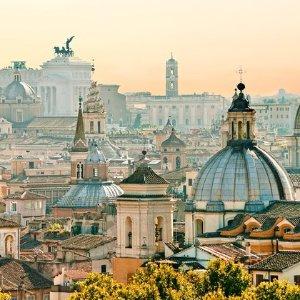 6天罗马机票+酒店旅行套餐 美国多地出发