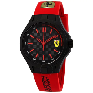 EXTRA $30 OFFFERRARI Pit Crew Black Dial Men's Watch 2 colors