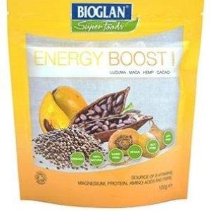 Energy Boost 能量补充剂
