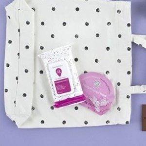 $2.97(原价$6.24) 小仙女必备白菜价:Summer's Eve 女性私处清洁湿巾32张  敏感肌适用