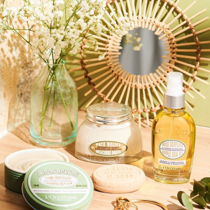 Up to 30% Offwith Mother's Day Gift Purchase @ L'Occitane