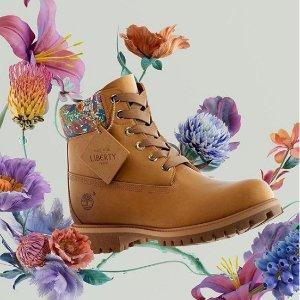 低至6折+免邮Timberland 美鞋美靴特卖