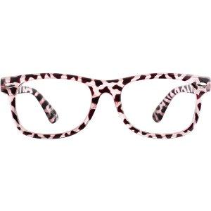 Tortoiseshell Square Glasses #279725 | Zenni Optical Eyeglasses