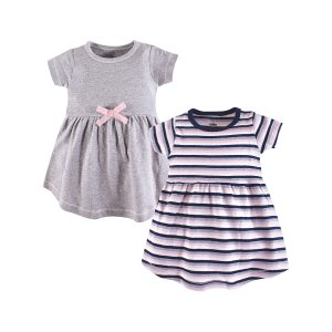 a95a908fc Kids Dresses in Packs of 2 Sale @ Zulily All Styles $9.99 - Dealmoon