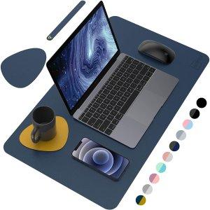 "AFRITEE Desk Pad Desk Protector Mat 23.6"" x 13.8"""