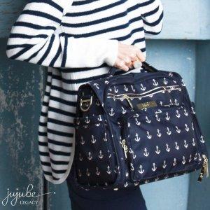 低至$69.99(原价$140)史低价:Ju-Ju-Be 精选妈咪包,收超受欢迎的B.F.F. 百变妈咪包