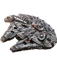 Lego 星战系列 终极收藏版新千年隼 乐高史上最大套装