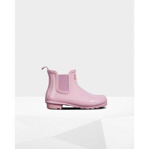 HunterWomen's Original Gloss Chelsea Boots