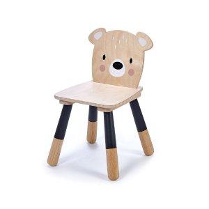 Tender Leaf Toys可爱小熊椅子