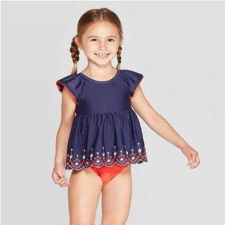 半价Target 儿童泳衣促销 超高性价比