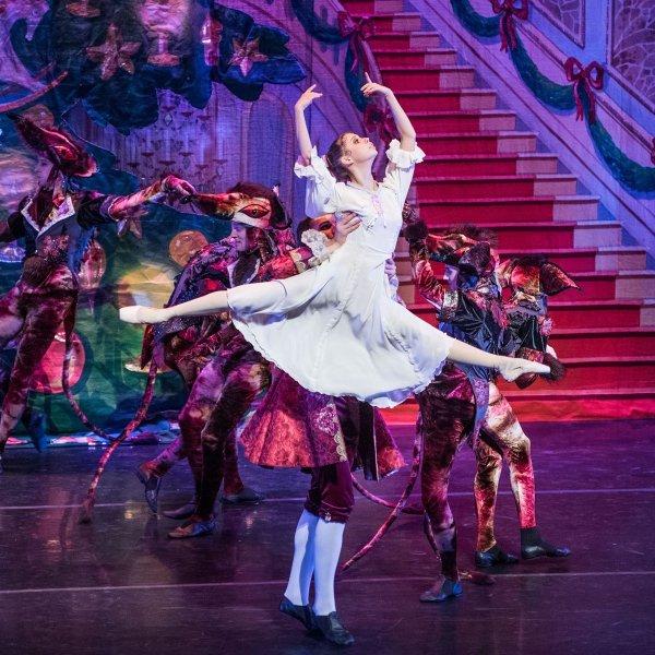 莫斯科芭蕾舞团胡桃夹子芭蕾舞剧 杜勒姆 12月18-19日场