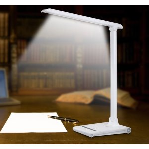 $29 (原价$49.95)闪购: August LEC315 护眼LED灯带USB充电插口