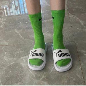 5折起+直减€15 €10收经典logo拖鞋Prime Day 狂欢价:Puma 运动风走起 经典小白鞋、Logo拖鞋都有 你备好了吗