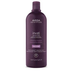 Avedainvati advanced™ exfoliating shampoo rich