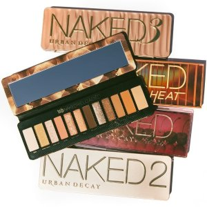 低至8折 仅$23.2收Naked Heat盘Urban Decay 全场美妆产品热销 前卫性感演绎自我
