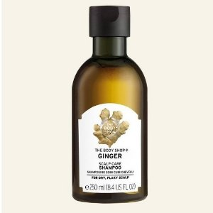 The Body Shop2 for $16Ginger Scalp Care Shampoo