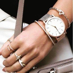 低至6折 封面款可收Larsson & Jennings手表大促 极简外表的精致机芯