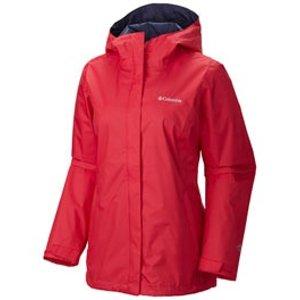 ColumbiaColumbia Arcadia II Plus Size Rain Jacket- Women's | Campmor
