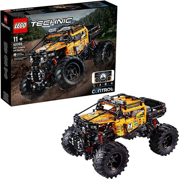 Technic 4x4 智能遥控四驱越野车 42099