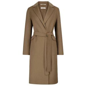 $776'S Max Mara 茶色Polly大衣热卖,同系列不同色款$1550