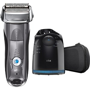 BraunSeries 7 790cc-4 Electric Foil Shaver with Clean&Charge Station, Electric Men's Razor, Razors, Shavers