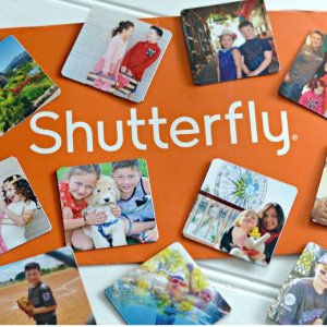低至5折+任意单免邮限今天:Shutterfly 全场个人定制相册、卡片、杯子、磁贴等礼品特卖