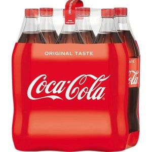 可乐 6大瓶