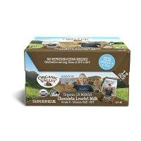 Organic valley 1%低脂巧克力有机牛奶 12盒