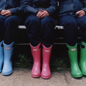$89.9 款式多Hunter 靴子热卖 入手时尚经典雨靴 雨雪季节必备