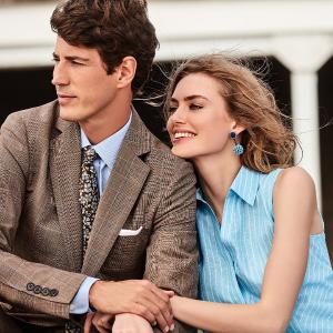 低至3折+额外7.5折Brooks Brothers 折扣区精选服饰热卖 收小香风套装