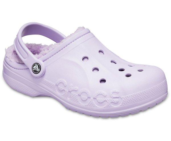 Baya 加绒洞洞鞋