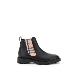 Burberry切尔西靴