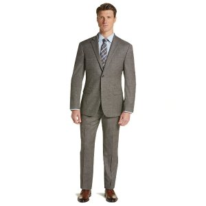 Buy 1 Get 1 Free1905 Collection Tailored Fit Glen Plaid Suit with brrr° Comfort - 1905 Suits | Jos A Bank