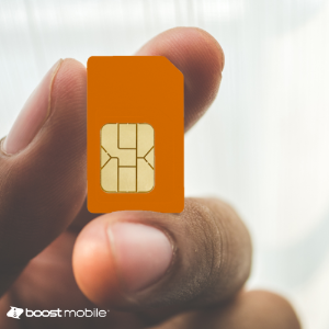 Limited Time90% OFF GSM SIM Kit + Get Double Your Data @Boost Mobile