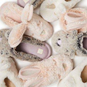 $11Ending Soon: Dearfoams Selected Style Slippers Sale