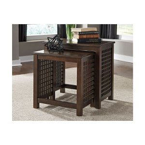 Free Standard ShippingRoxenton End Table (Set of 2)