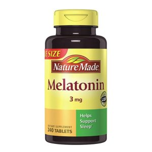 $4.64Nature Made Melatonin 3 mg Tablets 120 Ct