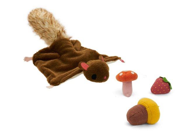 自制飞鼠玩具,适合年龄 5+