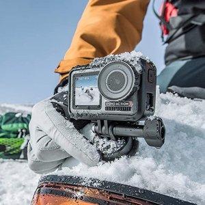 低至5.9折 立省€155史低价:DJI 大疆灵眸4K运动相机 记录生活中的精彩瞬间