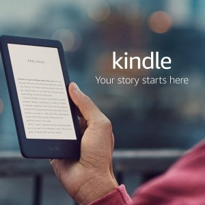 Kindle - Now with a Built-in Front Light