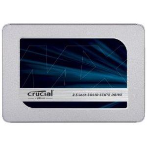 Crucial MX500 1TB 3D NAND SATAIII SSD